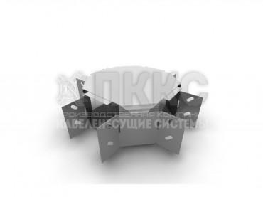 Короб крестообразный СК большого сечения