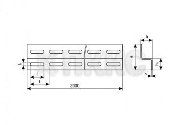 Профиль зетовый К238, К239, К241