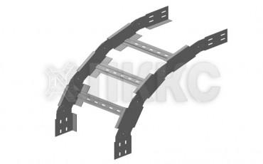 Угол вертикальный шарнирный лестничного типа усиленный ЛЛУ-Ш