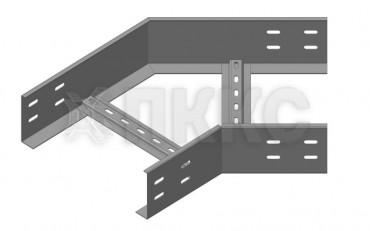 Угол горизонтальный 30° кабельроста ЛЛК-У30Г