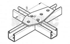 Система крепежных элементов к профилям серии ССТ